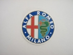 ALFA ROMEO MILANO STICKER 60MM