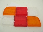 COMPLETE TAIL LAMP LENS SET