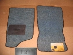 FLOOR MAT SET