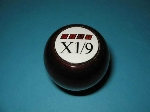 WHITE X19 IN WALNUT SHIFT KNOB