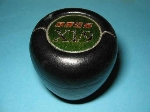 GREEN X19 IN VINYL SHIFT KNOB