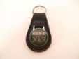 FIAT X19 BLACK LEATHER KEY FOB