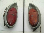 COMPLETE TAIL LAMP ASSEMBLY