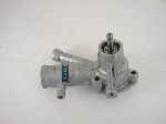 WATER PUMP WITH THREADED SHAFT