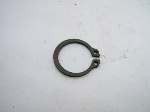 SNAP RING ON CLUSTER SHAFT