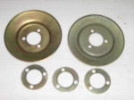 GENERATOR PULLEY KIT W SHIMS