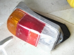 1960-65 EURO TAIL LAMP W B/UP