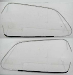 1960-64 DOOR WINDOW TRIM SET