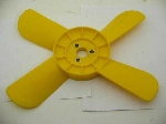 H2O PUMP PULLEY FAN