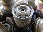 STOCK STEEL WHEEL