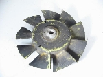 RADIATOR COOLING FAN W HUB