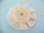 PLASTIC RADIATOR FAN