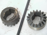 DIFFERENTIAL CASE GEARS