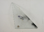 LEFT WING VENT GLASS WITH POST