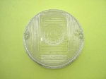 ROUND CLEAR PARKING LAMP LENS