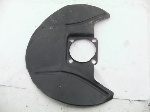 FRONT BRAKE BACKING PLATE