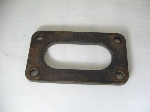 CARBURETOR FIBER SPACER