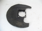 RIGHT FRNT BRAKE BACKING PLATE