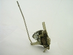 #411397-1973 LEFT LATCH ASSY