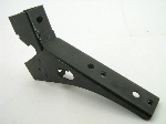 BLACK METAL BUMPER BRACKET