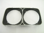 1971-74 LEFT HEADLAMP FRAME