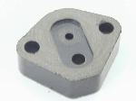 FUEL PUMP FIBER SPACER