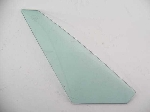 RIGHT TINTED WING VENT GLASS