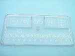 CLEAR PLASTIC FUSE BOX COVER