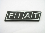"""FIAT"" NOSE PLATE"