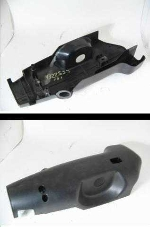 STEERING COLUMN LOWER COVER