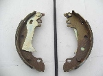LEFT REAR FRONT BRAKE SHOE