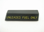 UNLEADED FUEL ONLY ORNAMENT