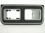 FLASHER & HEADLIGHT DASH PLATE