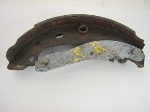 RIGHT REAR BRAKE SHOE CORE