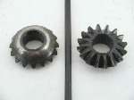 1979-88 DIFFERENTIAL SIDE GEAR