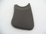 BROWN PLASTIC SEAT COVER