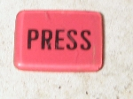 "SEAT BELT ""PRESS: BUTTON"