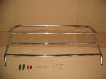 SEDAN CHROME LUGGAGE RACK