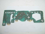 PRINTED CIRCUIT ON GAUGE ASSY