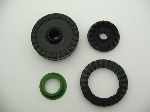 RUBBER ENGINE MOUNTING SET