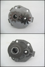 COMPLETE OIL PUMP ASSEMBLY