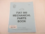 MECHANICAL PARTS BOOK, COPY