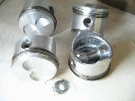 86.4 MM O/S PISTON SET