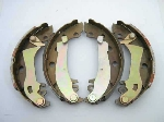COMPLETE REAR BRAKE SHOE KIT