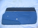 1979-82 RIGHT BLUE DOOR PANEL