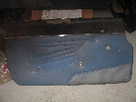 1979-82 LEFT BLUE DOOR PANEL