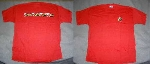 RED ABARTH TEE SHIRT (LARGE)