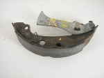RIGHT REAR FRONT BRAKE SHOE