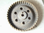 STAMPED CAMSHAFT DRIVE GEAR