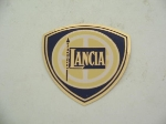 LANCIA BADGE STICKER 65 MM